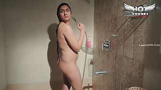 Hooked up with a nerdy Indian MILF HD Vil3n