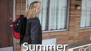 spanking summer