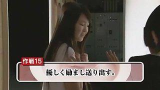 Horny Japanese chick Aika Nose, Mahiro Aine, Koharu Yuzuki in Amazing Girlfriend, Compilation JAV clip