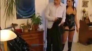 Training for a german Female-Dom
