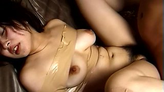 Very sexy busty mature gagged and fucked nice and hard!