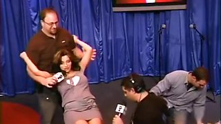 KENDRA JASE DRUNK ON THE HOWARD STERN SHOW