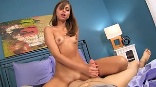 step sister milks not brothers dick