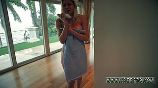 Babysitter punished first time Did you ever wonder what happens when a warm teen