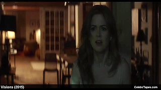Isla Fisher lingerie and erotic movie scenes