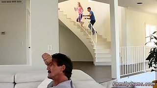 Dad and companion's daughter full movie Seducing My Steppart