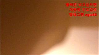 Korean couple have sex