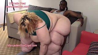 Ultimate Pear SSBBW Pear Bobbi Jo the Biggest Pear Shaped Ass