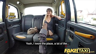 Fake Taxi Busty blonde mature Amber Jayne sucks and fucks