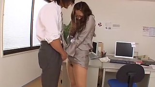 Exotic Japanese model in Fabulous Sports, Secretary JAV video