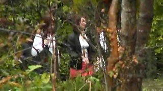 Mio Takahashi,Erika Mishino,Marika Tsutsui in Booby Wives Go Tennis School