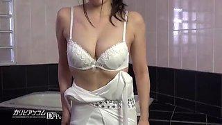 Ryu enami :: the story of luxury spa girl 2 caribbeancom