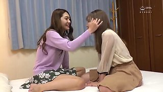 2 Japanese Lesbians Spending Days Together (sexually)