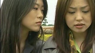 Japanese Lesbo Bus sex conclusion (censored)