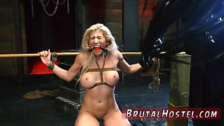 Domination threesome Bigbreasted blonde sweetheart Cristi Ann is on vacation boating and