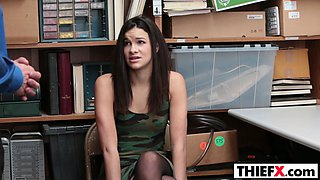 brunette teen eden sin gets punished feature