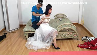 Chinese bride bondage