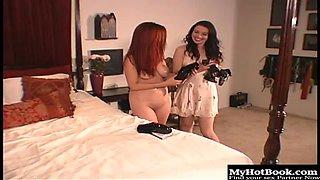 Anastasia Pierce and Sasha Monet were college roommates