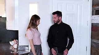 Jillian Janson is fucked hard by boss