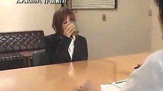 Amazing Japanese whore Shiori Adachi in Hottest Swallow/Gokkun, Facial JAV video