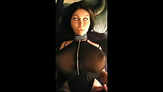Succubus sex doll