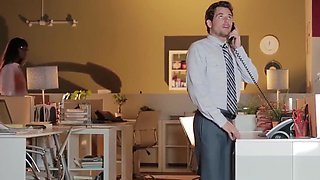 Babes - Office Obsession - Bitch Boss starring Tyler Nixon a
