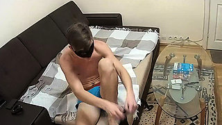My Free Cams Redhead emo Shower and masterbation play