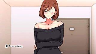 Deriheru de yoberu gokinjosan (the motion anime)