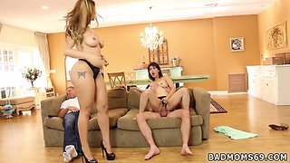 fun milf movieked xxx Share With Your Mommy