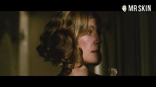 Rosamund Pike erotic scenes compilation
