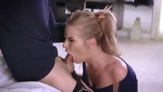 Cheating can lead to a rough quickie fuck