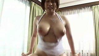 Exotic Japanese whore in Amazing Fetish, Big Tits JAV video