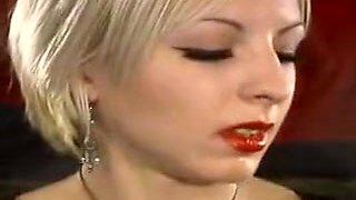 Exotic amateur Blonde, Solo Girl adult clip