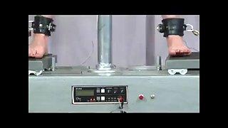Electro shock slave training