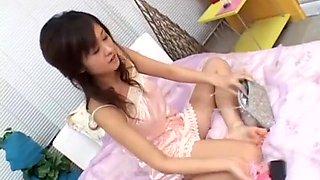 Moe Ohsawa in Super Erotic Girl