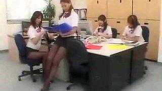 Exotic Japanese girl in Crazy Facial, Cunnilingus JAV clip