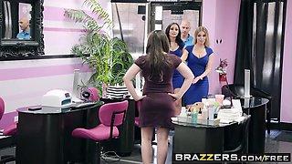Brazzers - Pornstars Like it Big -  Getting T