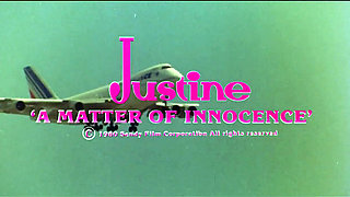 Justine 'A Matter of Innocence'