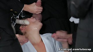 Best pornstars Chad Diamond, Eric John, Dana Vespoli in Exotic Gangbang, Asian adult clip
