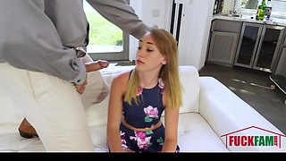 Iggy Amore in Punished By Step Daddy