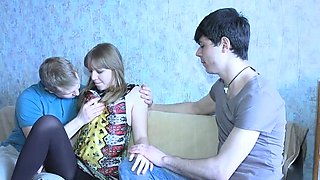 Ambitious young russian Marry Dream dwells on sucking