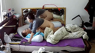 Amateur Asian Couple Homemade Sex Tape