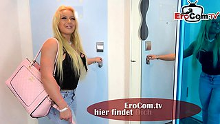 Asian student teen pick up by german bbc agent get facial