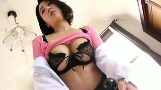 The mature doctor healed me and soon started to seduce me