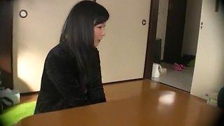 Amazing Japanese girl Satomi Kobayashi in Exotic Secretary, Big Tits JAV clip