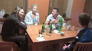 Drunk russian slut Nelly