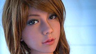 Lovable realistic young sex dolls blonde brunette black asian