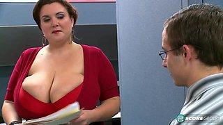 Even Geeks Deserve Huge-Titted Women - XLGirls