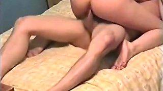 Exotic amateur blowjob, cameltoe, hardcore porn video