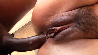 Aria Salazar 1st anal with LT in Up That Black Ass 9 Sc1, 3l3g@nt@ng3l